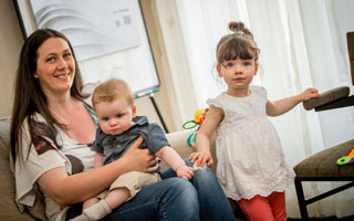 DWW breastfeeding support group – all welcome!
